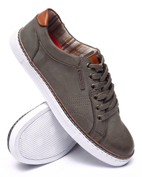 Ur-ID 218175 Rocawear - Men Grey Cross Sport Sneaker