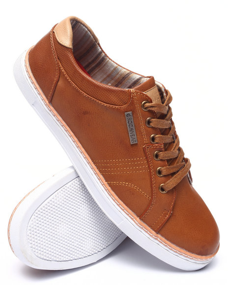 Ur-ID 218176 Rocawear - Men Tan Cross Sport Sneaker