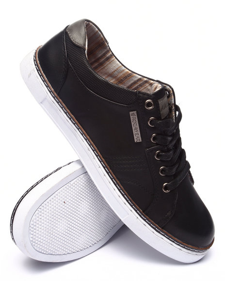 Ur-ID 218177 Rocawear - Men Black Cross Sport Sneaker