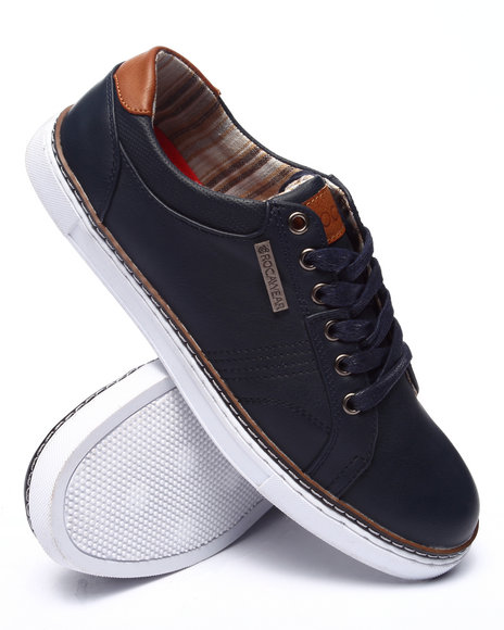 Ur-ID 218178 Rocawear - Men Navy Cross Sport Sneaker