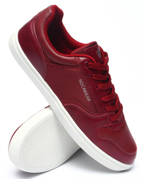 Ur-ID 218138 Rocawear - Men Red Rocawear Classic Lace Up Sneaker
