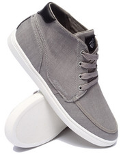 Footwear - Rocawear Hightop Chambray Sneaker