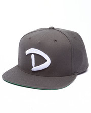 Fall Shop - Men - OG D Snapback Cap