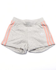 Sizes 7-16 - Big Kids - Good Vibrations French Terry Shorts (4-16)