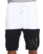 AKOO - Dual Knit Shorts
