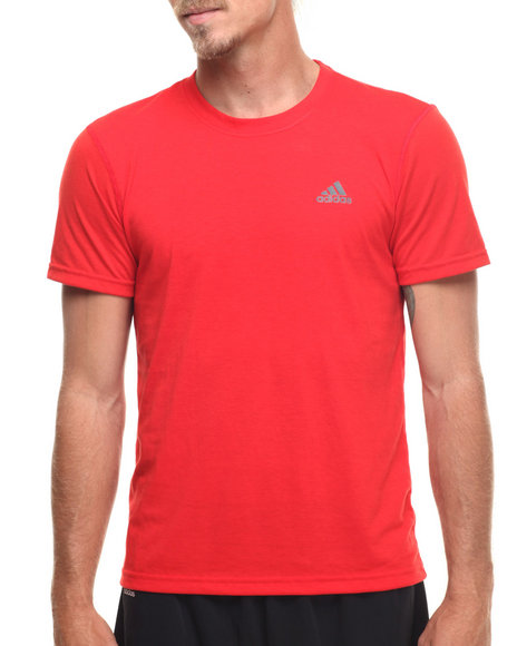 Ur-ID 218240 Adidas - Men Red Ultimate Training S/S Tee