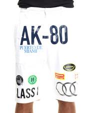 Men - AKOO Reps Twill Shorts