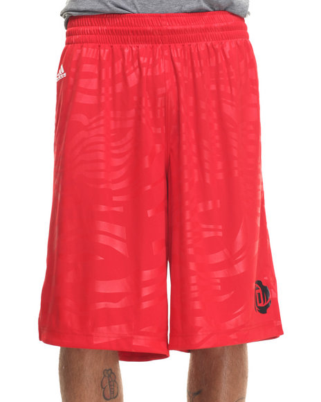 Adidas - Men Red Rose Bengal 2 Shorts