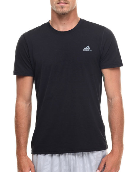 Ur-ID 218258 Adidas - Men Black Ultimate Training S/S Tee