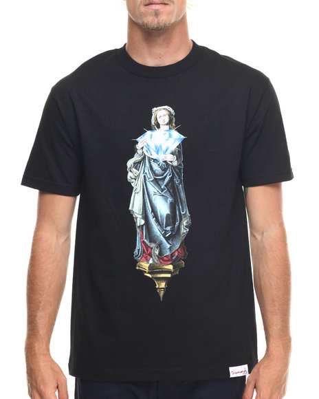 Diamond Supply Co - Men Black Mother Tee