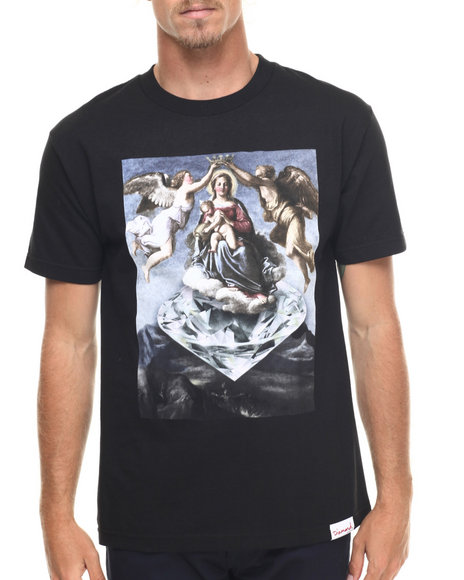 Diamond Supply Co - Men Black Diamond Ascent Tee - $22.99