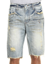 AKOO - Maverick Denim Shorts