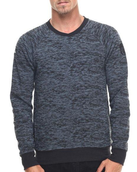Ur-ID 218222 Adidas - Men Charcoal Rose Crush Crewneck Sweatshirt