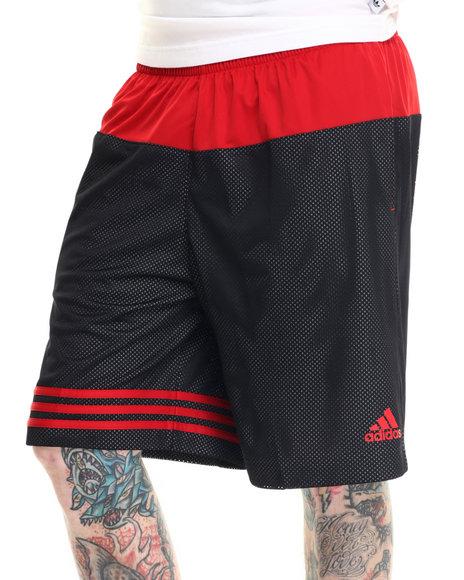 Ur-ID 218298 Adidas - Men Black Horizon Mesh Shorts