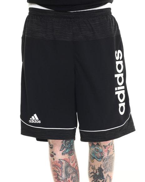 Ur-ID 218323 Adidas - Men Black Future Star Signature Shorts