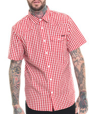 Ecko - Plaid S/S Button-Down