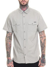 Ecko - Poplin S/S Button-Down
