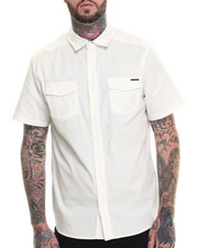 Men - Poplin S/S Button-Down