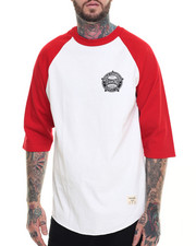 T-Shirts - World Renowned Raglan Tee