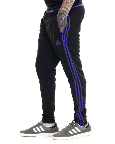 Ur-ID 218337 Adidas - Men Black Tiro 15 Training Pants