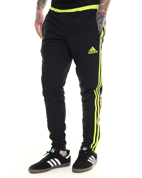 Ur-ID 218384 Adidas - Men Black Tiro 15 Training Pants