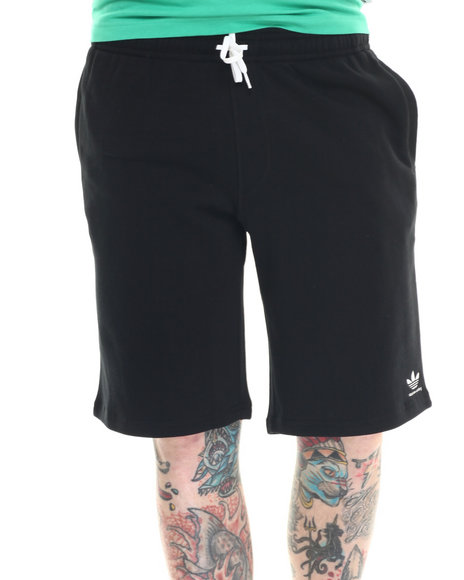 Ur-ID 218412 Adidas - Men Black Adv Knit Short
