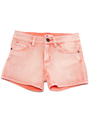 Bottoms - MIDI STRETCH TWILL SHORTS (7-16)