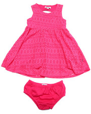Girls - ABIGAIL LACE DRESS (2T-4T)