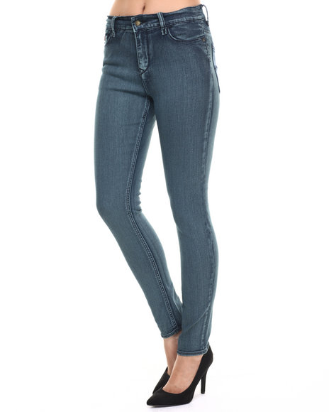 Ur-ID 218268 Lee Cooper - Women Dark Blue Janie Skinny Jean
