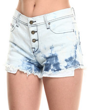 Women - Cotton Candy Jean Short