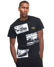 Shirts - American Glitch Tee