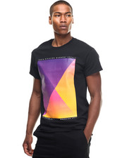 Short-Sleeve - Pyramid Fade Tee