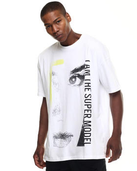 Joyrich - THE SUPERMODEL BIG TEE