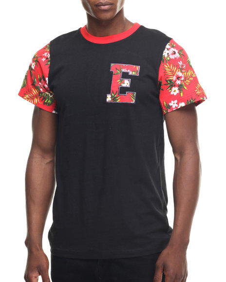 Enyce - Men Black North Shore T-Shirt - $6.99