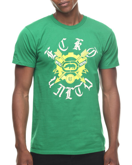 Ecko - Men Green Arrows T-Shirt
