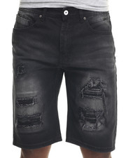 Parish - Wash Denim Shorts