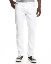 Men - K G Signature White Denim Jeans