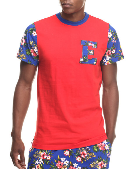 Enyce - Men Red North Shore T-Shirt - $15.99