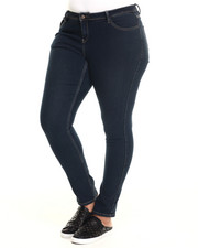 Jeans - Premium Stretch Skinny Jean (Plus)