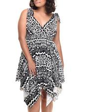 Dresses - Aztec Print