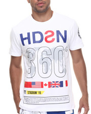 Hudson NYC - H D S N 360 S/S Tee