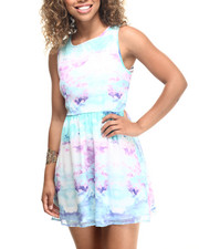 Dresses - Cheron Tie Die Dress