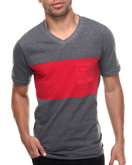 Enyce Charcoal T-Shirts