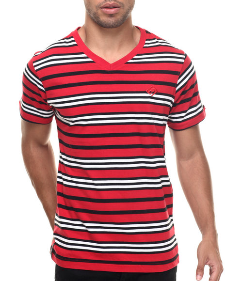 Enyce - Men Red Raquel T-Shirt - $18.99