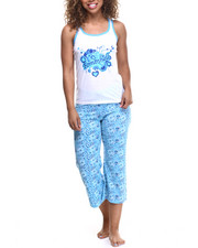 Intimates & Sleepwear - Bombshell Capri PJ Set