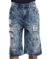 Enyce - Acis Wash Denim Shorts