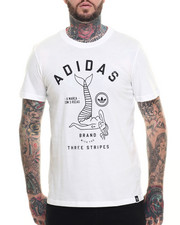 Men - Adidas Mermaid S/S Tee