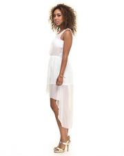 Fashion Lab - Candie Chiffon High Low Dress