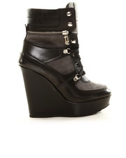 Shoes - Mina Wedge Sneaker