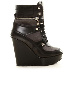 Wedges - Mina Wedge Sneaker